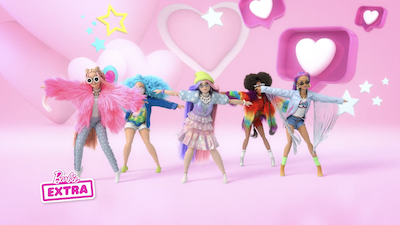 "Nickelodeon: KCA ""Barbie"""